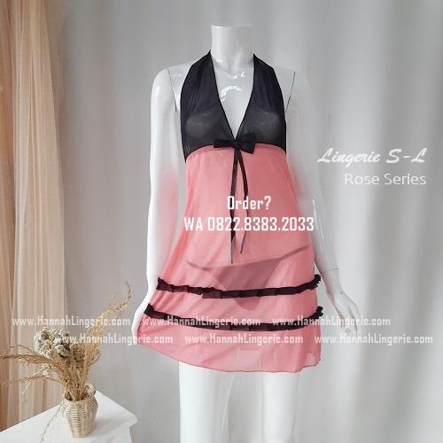 Lingerie S-L Seri: ROSE Series