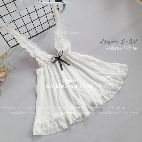 Premium S-XL, Seri AUBREY White