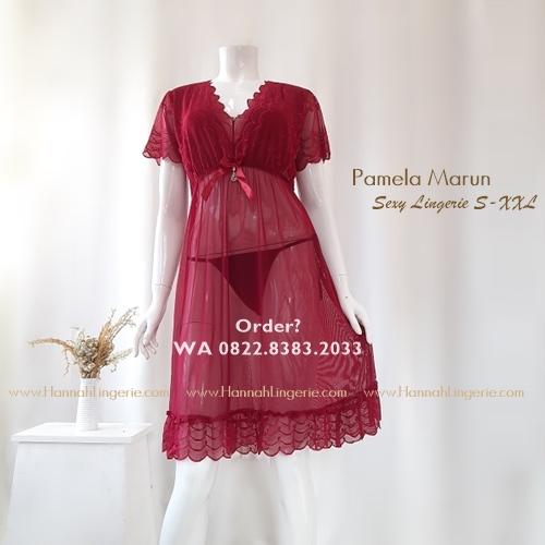 Lingerie Premium S-XXL Seri: Pamela Marun