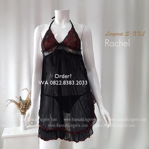 Lingerie S-XXL Seri: RACHEL Set