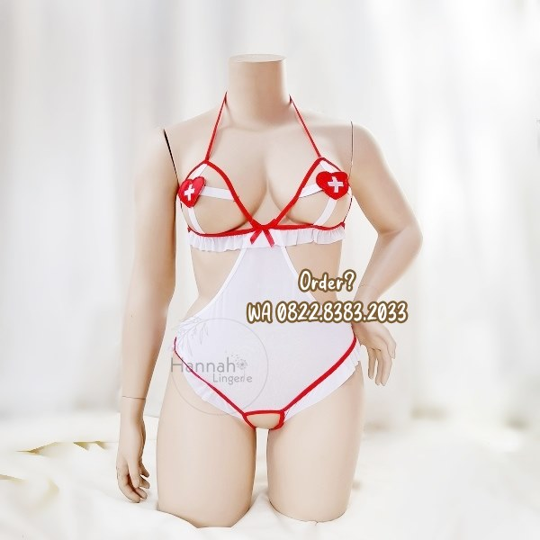 Cosplay Premium M-3XL Seri: Hot Nurse [MD760]